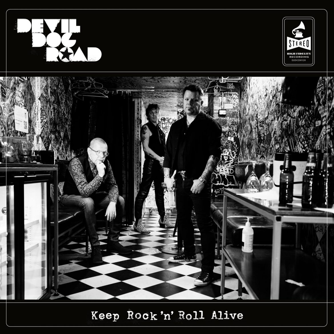 Keep Rock'n'Roll Alive - album cover