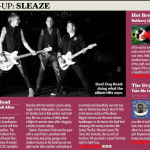 Classic Rock Magazine review by Sleazegrinder. May 2021
